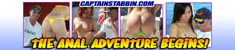 Click Here Now for Instant Access to Anal Sex on the High Seas @ Captain Stabbin!
